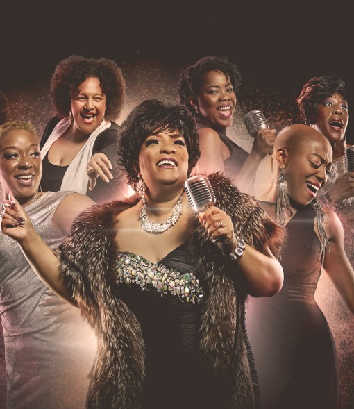 präsentiert Sweet Soul Music & Aretha Franklin Tribute